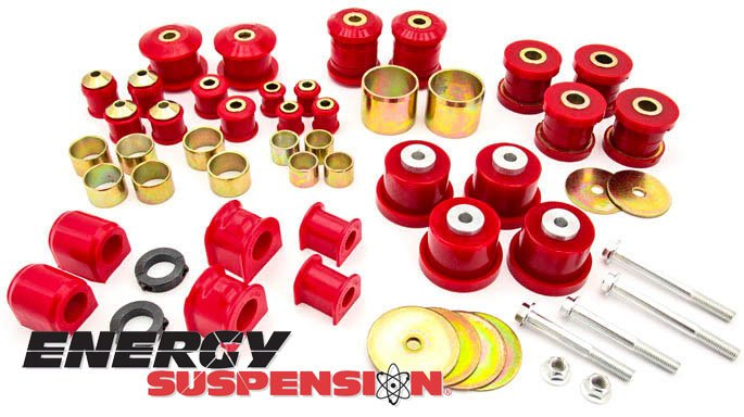 energy suspension hyperflex bushing kit