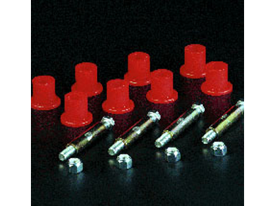 kg02036bk Rear Greaseable Bolt and Bushing Kit