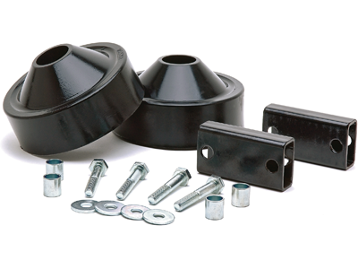Jeep Wrangler JK 2008 Rear Coil Spacer Kit - 1-3/4 Inch - discontinued