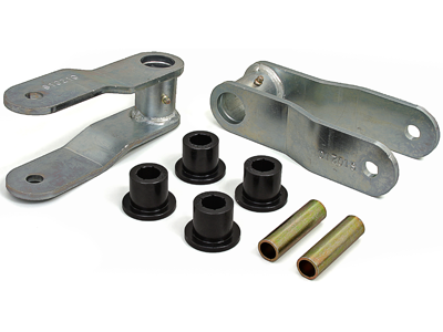 Rear Lift Shackle - 1 Inch - Non-Greasable