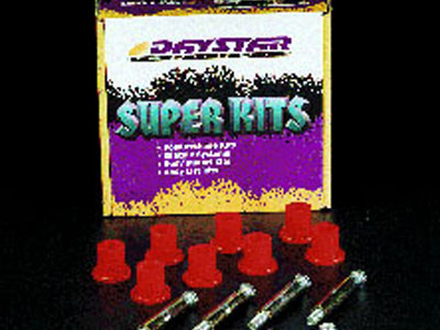 kj02019bk Front Greasable Shackle Bushing Kit