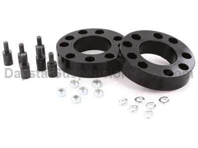 Front Leveling Kit - Strut Spacers - 2 Inch