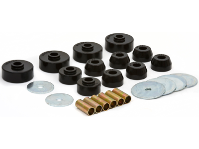 kt04002bk Body Mount Bushings
