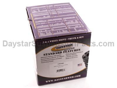 kt09116bk Front Leveling Kit - 2 1/2 Inch