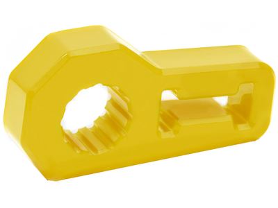 ku71071yl Jack Handle Isolator - Yellow