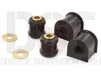 Jeep Wrangler JK 2008 Rear Sway Bar and Endlink Bushings - 19mm