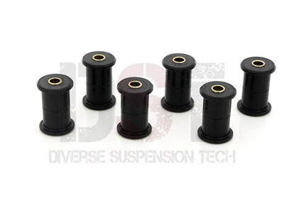 Energy Suspension Leaf Spring Bushings for C10 Suburban, C20 Suburban, K20, K20 Pickup, R10 Suburban, R20 Suburban, K25, K25/K2500 Pickup