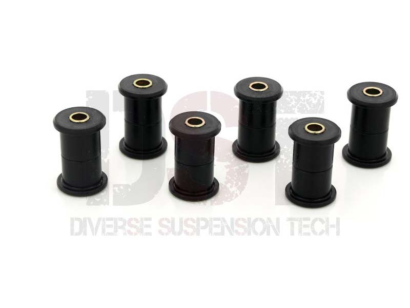 Rear Leaf Spring Bushings - w/ 1500-2000 lb Axle Rating
