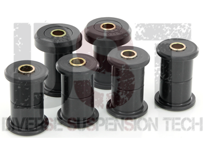 Rear Leaf Spring Bushings - 2 1/2 Inch main eye O.D.