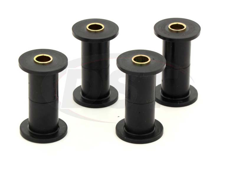 Rear Leaf Spring Bushings - Spring Only - 1 Inch eye only
