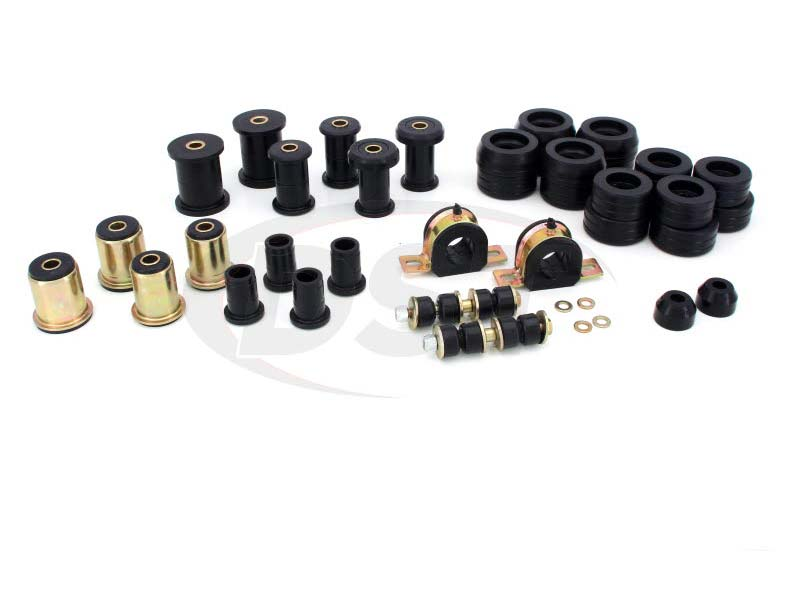 Complete Suspension Bushing Kit - Chevrolet and GMC Models 82-04