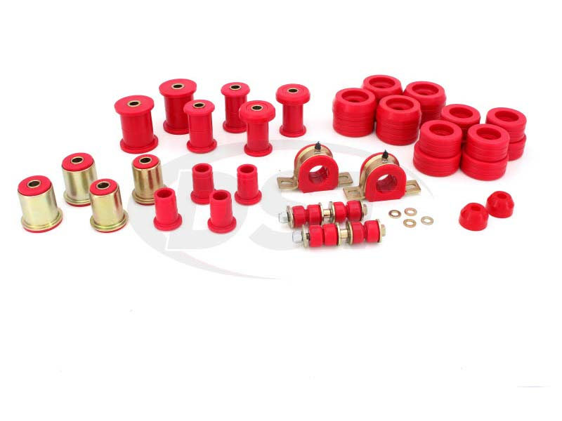 packagedeal003 Complete Suspension Bushing Kit - Chevrolet and GMC Models 82-04