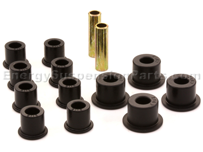 Rear Leaf Spring Bushing Set