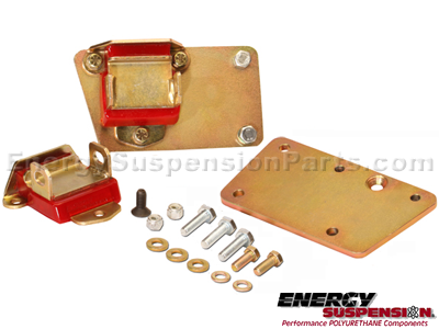 Chevrolet Chevelle 1971 LS-Series Motor Conversion Set - Zinc Plate