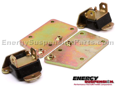 LS-Series Motor Conversion Set - Zinc Plated