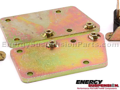 3.1150 LS-Series Motor Conversion Set - Zinc Plated