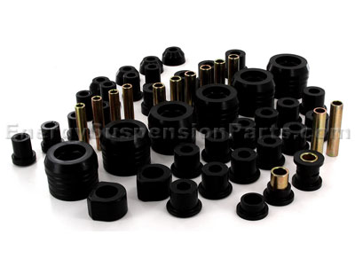 Complete Suspension Bushing Kit - Chevrolet and GMC Models - for Use With Aftermarket Springs