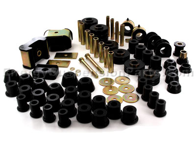 Complete Suspension Bushing Kit - Chevrolet and GMC Models - 4WD  for use with Stock Front Springs