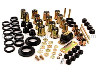 Complete Suspension Bushing Kit - Buick/Oldsmobile 66-72 and Pontiac 67-72