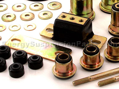 3.18112 Complete Suspension Bushing Kit - Buick/Oldsmobile 66-72 and Pontiac 67-72