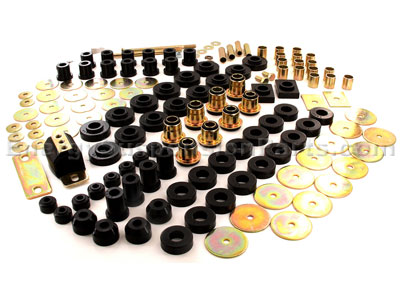 3.18121 Complete Suspension Bushing Kit - Chevrolet Bel Air 55-57