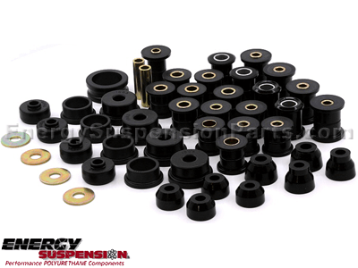 Complete Suspension Bushing Kit - Chevrolet Corvette 84-95