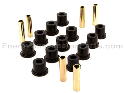Rear Leaf Spring Bushings - w/ 1550-2000 lb Axle Rating