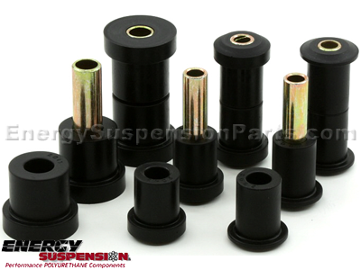 Front Leaf Spring Bushings - for use w/ Aftermarket Springs