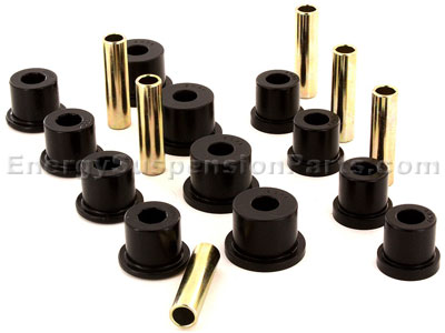Rear Leaf Spring Bushings - w/ 2600-3500 lb Axle Rating Type 2