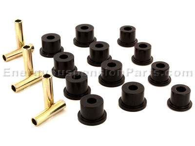 Rear Leaf Spring Bushings - 3950 lb Axle Rating - 1.5 Inch Frame Shackle Bushing