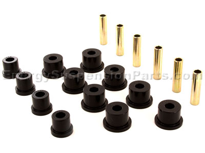 Rear Leaf Spring Bushings - 2600-3500 lb Axle Rating - 1-3/8 Inch Frame Shackle