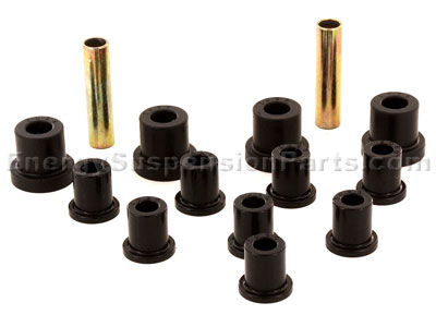 3.2121 Rear Leaf Spring Bushings Chevrolet Corvette 54-62