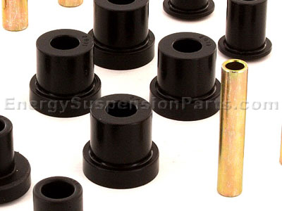 3.2132 Front Spring and Shackle Bushings - For Aftermarket Springs