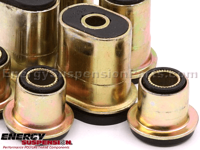 3.3172 Front Control Arm Bushings - Models With oval rear lower bushing