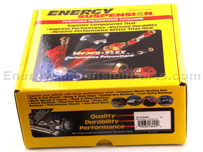 3.4104 Body Mount Bushings and Radiator Support Bushings - Blazer