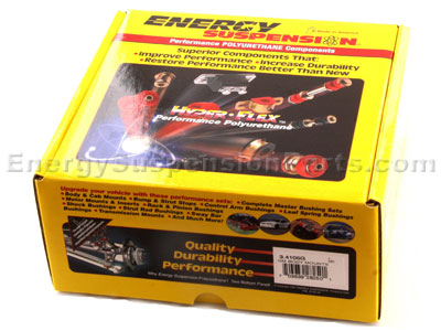 3.4105 Body Mount Bushings and Radiator Support Bushings - Blazer