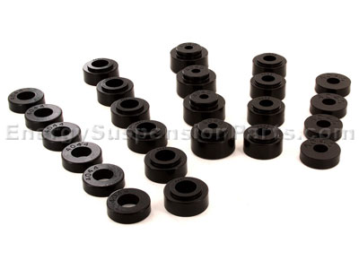 Body Mount Bushings and Radiator Support Bushings - El Camino