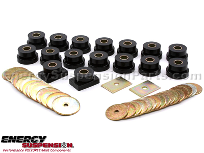 3.4120 Body Mount Bushings 2 Door Hardtop