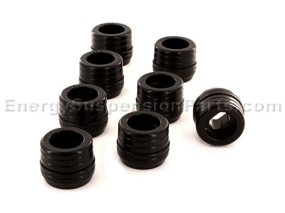 Body Mount Bushings and Radiator Support Bushings - Crew Cab