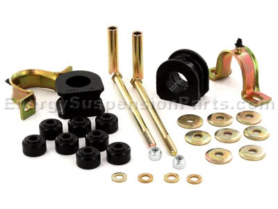Front Sway Bar Bushings and End Links - 31.75mm (1 1/4 inch)