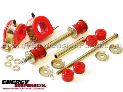 3.5213 Front Sway Bar Bushings and End Links - 36mm