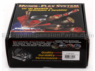 4.18102 Hyperflex Master Kit - 4WD