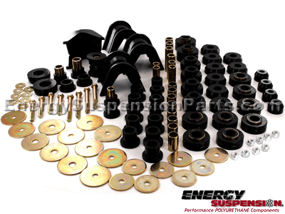 Hyperflex Master Kit - 4WD - 2 Degree C Bushings