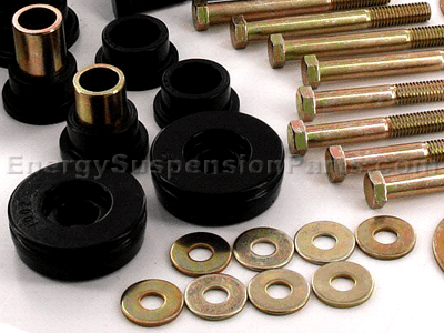 4.18104 Hyperflex Master Kit - 4WD - 2 Degree C Bushings