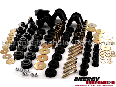 Hyperflex Master Kit - with 4 Degree C Bushings