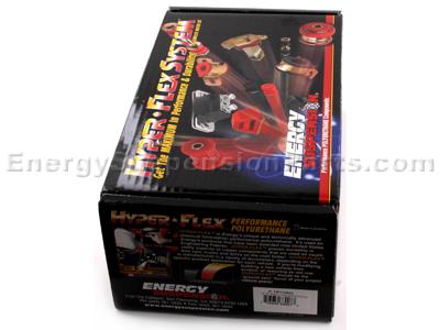 4.18106 Hyperflex Master Kit - (w/ 2 Degree C-Bushings)