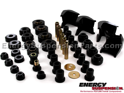 Hyperflex Master Kit - (w/ 4 Degree C-Bushings)