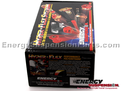 4.18107 Hyperflex Master Kit - (w/ 4 Degree C-Bushings)