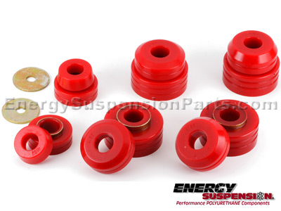 Ford F250 4WD 1978 Body - Frame Mount Bushings