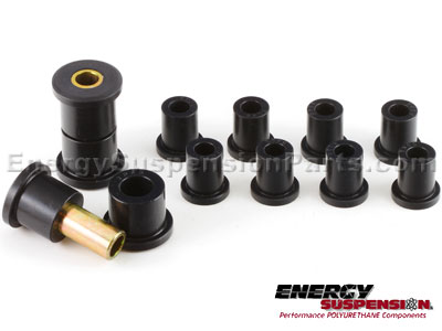 Rear Leaf Spring Bushings - 1.5 Inch Main Eye